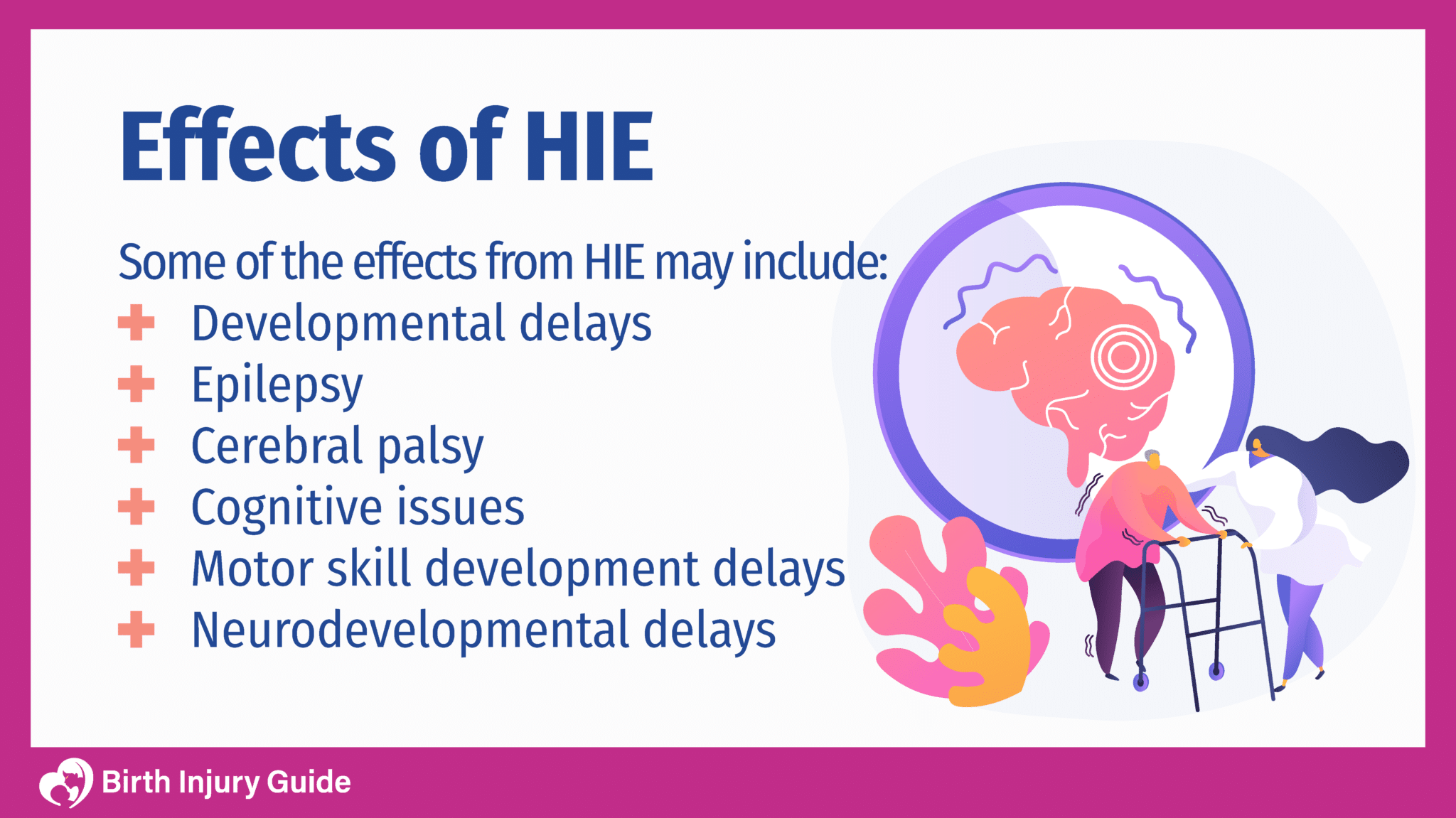effects of HIE